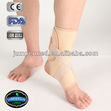 AN-2101 High quality knitting velcro ankle supports