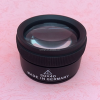 Portable magnifier 30x40mm magnifier loupe high quality jewelry magnifier jewelry Tools