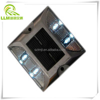 China stud manufacturer solar powered cat eye road reflector