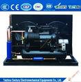 R404a R407c Bitzer compresor refrigerado por aire de la unidad / de almacenamiento en frío sala