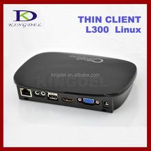 Thin Client fl300 Dual Core 1GHz, 512MB RAM and Flash, Linux 2.6,32 Bit, USB2.0*3, 1080P HDMI,,ncomputing price