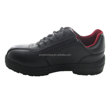 Anti smashing safety shoes, work footwear with strong steel toe