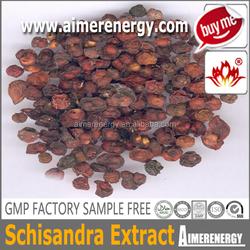 China Supplier Schisandra Berry Extract Exporter FDA