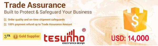 TESUNHO trade assurance PS