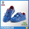 HOBIBEAR 2015 fashion sport shoes rubber flat wholesale sneakers for boys