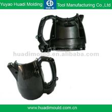 injection plastic cup shell for electric plastic kettle fittings