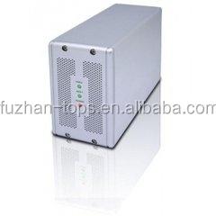 PCB Electrical Aluminum Extrusion Enclosure