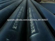tuberia de acero para gas Petróleo