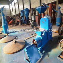 Widely used 200kg/h wood charcoal machine line