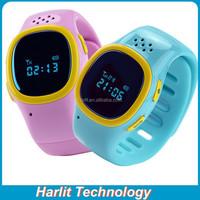 Anti Lost Kids GPS Watch Tracker Dual Phone Call GPS Kids Tracker Watch