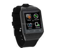 Wholesale watreproof IOS and Android 2G cheap smart watch mobile phone, bluetooth smart sports watch