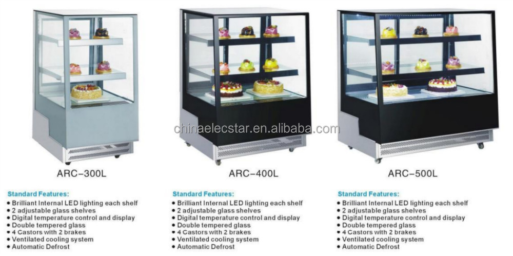 Cake Display Chiller
