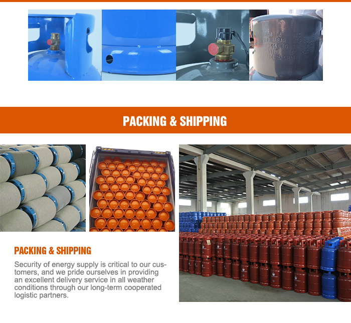 6kg Lpg Cylinder - Buy Lpg Tank,Lpg Bottle,Bouteille De ...
