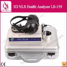 Personal Care Product Beauty Equipment 3D NLS Health Analyzer