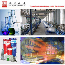 huafeng pu resins forl shoe sole low density and high flexing resistance