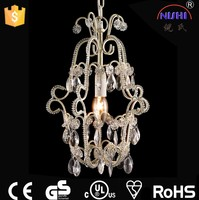 best selling industrial pendant lamp modern acrylic pendant lighting for wedding decoration NS-120145W