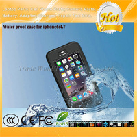 Underwater Dirtproof Shockproof Waterproof Case for iPhone 6 4.7 Inch With Home Button