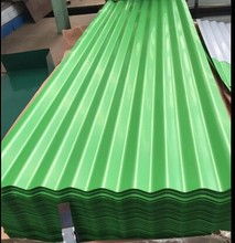 Rib-type corrugated color roof,color corrugated sheet