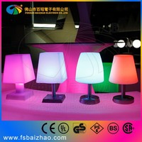 Modern Hotel Decorative indoor battery operated led table lamp /rechargeable led table lamps/LED Table Light