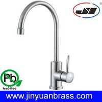 Lead Free brass Single Handle Kitchen Faucet