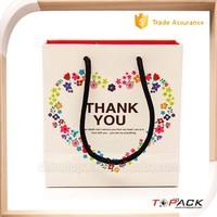Free sample - Wholesale Customized slogan paper bag