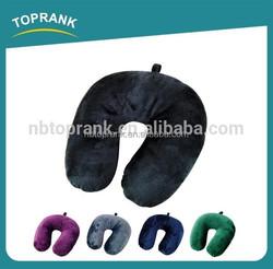 free sample provide novelty china cheap wholesale u shape mircobead pillow