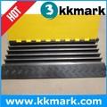 100% raw borracha cabo elétrico rampa/cabo chão cobrir/cabo de borracha rampa