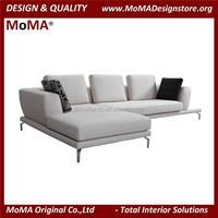 Modern Fabric Corner Sofa, Divan Living Room Furniture