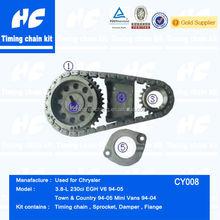 Timing chain kit used for Chrysler vans