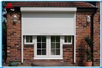Good protect and decorative design profile aluminium rolling shutter
