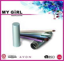 MY GIRL best makeup brushes uk manufacturer China stuffed promotion cheap makeup brush kit