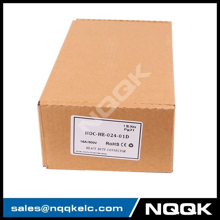 8 nqqk nqqkelc 24 pin Screw spring  surface mouned heavy duty sockets connector.JPG