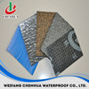 China supplier construction material SBS waterproof roll price bitumen roofing