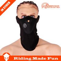 RIGWARL Best Winter Outdoor Sport Black Thermal Neck Warmers Custom Ski Masks With OEM Serive