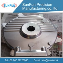 Chinese factory motor cycle spare parts / motor grader spare parts with good service