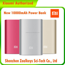 New Arrival Global Firstly Release Red Golden Silver More Smaller Size 10000mAh Xiaomi Power Bank