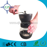 home use manual coffee grinder coffee mill ceramic grinder burr
