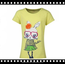 Wholesale Latest Design YOUNG Girls Lovely Animal Printing Kids Play Clothing