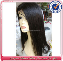 Most popular looking natural wholesale synthetic hair toupee woman