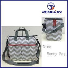 High Quality Adult Diaper Bags Mommy Baby Bag