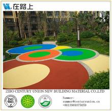 floor top coating, sports flooring, epdm rubber granules for flooring surface