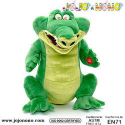 Crocodile Lizard Cuddly Plush Stuffed Animal