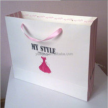 Nava brand recycled customized china gift paper bag manufactures