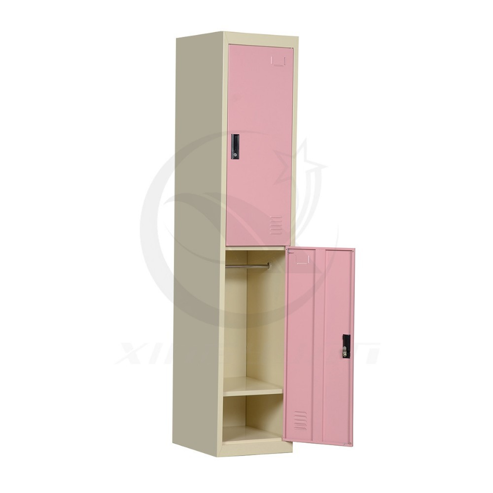 2tier steel office furniture metal sports clothing locker for Locker loop dress shirt