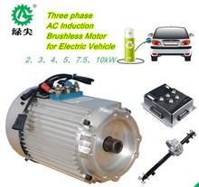 5kw 48v ac/dc electric sandy beach vehicle motor