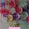 Decoration Pearl bud White Paper Flower For Wedding Dresses Shop (WFAM-40)