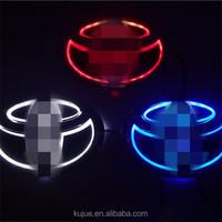 lighted car emblem LED