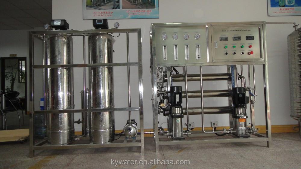 Mini Desalination Plant : Distributors wanted l h mini small water desalination