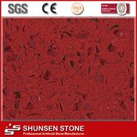 raw material artificial quartz crystal stone slab
