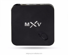 MXV S805 Amlogic S805 Android 4.4 tv box Quad-Core WiFi TV Box 1GB RAM 8GB ROM Support DLNA Miracast Xbmc